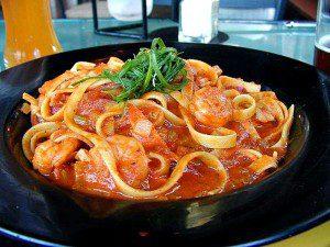 Food_pasta_shrimp