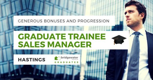 graduate sales jobs hastings