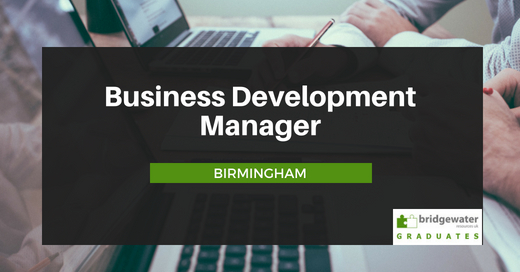 Graduate jobs birmingham