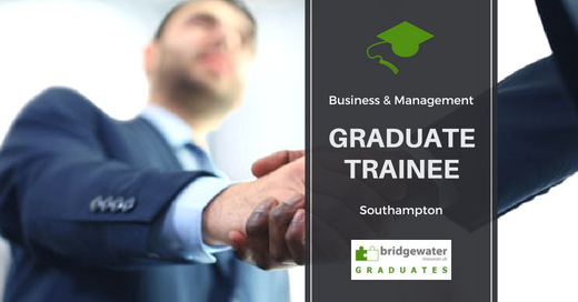 graduate jobs 2018 Southampton