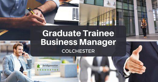 graduate jobs 2018 colchester