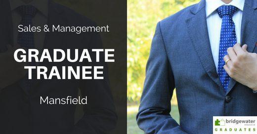 graduate jobs 2018 mansfield