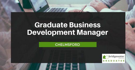 Graduate jobs Chelmsford