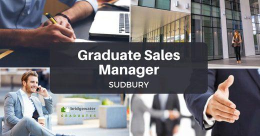 graduate jobs Sudbury