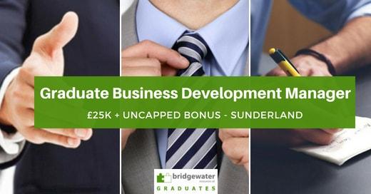 Graduate jobs Sunderland