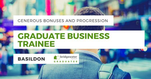 graduate business trainee - basildon