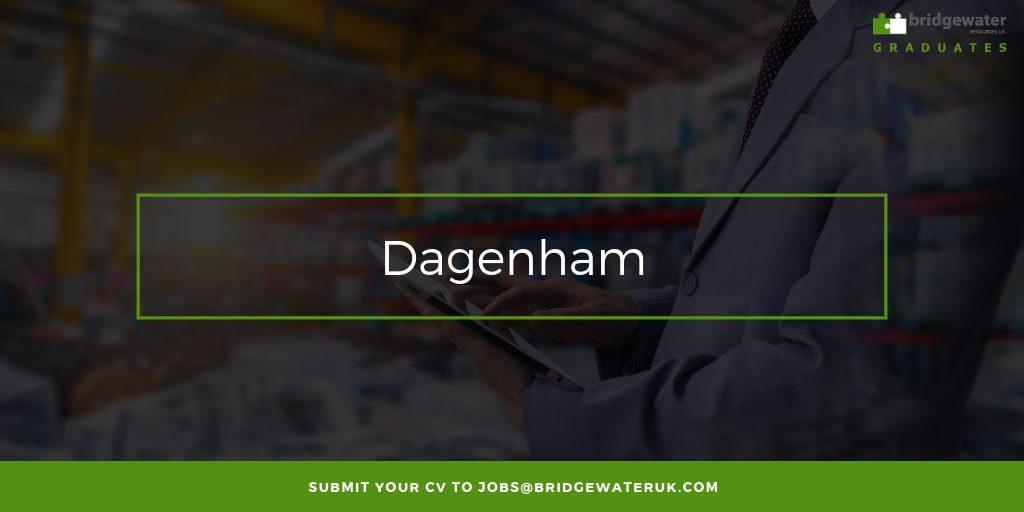 Graduate Job Dagenham
