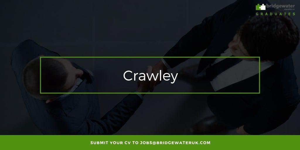 Graduate job Crawley