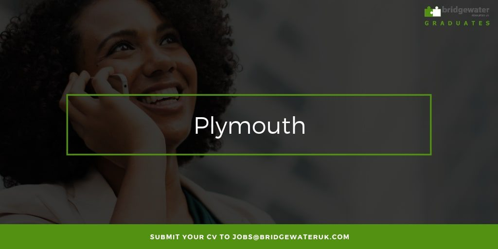Graduate job Plymouth