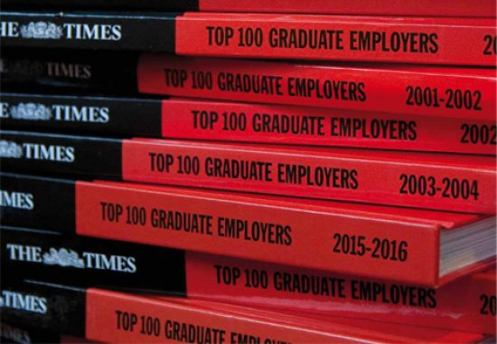 Top 100 Graduate Employers: The Real Truth
